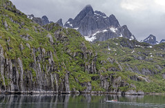 Trollfjorden, Vesterålen, Norway (Ingunn Eriksen) Tags: trollfjorden vesterålen norway nordland fjord fiord nikond750 nikon landsc coast norskekysten mountain