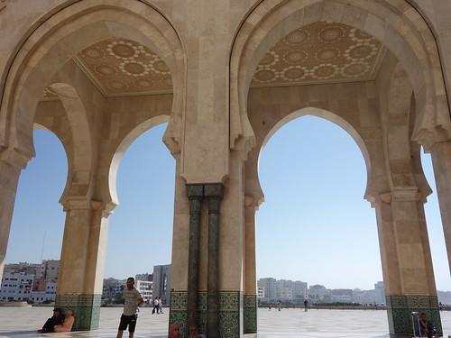 La mosquée Hassan II (3)