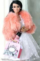 Poppy (enigma02211) Tags: bonjourmademoisellepoppyparker integritytoys fashionroyalty dollphotography fashiondoll beauty poppyparker fashion fashionista