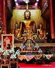 "Wat Sri Suphan. วัดสุพล (ol'pete) Tags: watsrisuphanวัดสุพล silver smiths refuge temple wat buddhist chiangmai thailand canon7dmk2พุทธศาสนิชน เชียงใหม่ พระปรางค์ ประเทศไทย วัด วิหาร ""earthasia"""