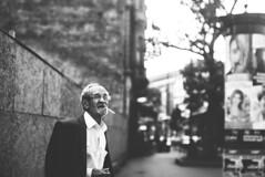 Shoulder Jacket Cigarette Man (Fahad0850) Tags: leica m m240 street streetphotography streets budapest