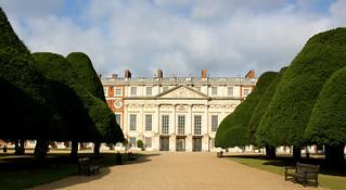 Hampton Court Palace, East Front
