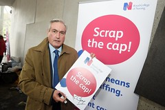 Backing the RCN's scrap the cap campaign