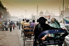 Rickshaws, Delhi (Valdas Photo Trip) Tags: india delhi streetphotography