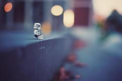 take a rest (christian mu) Tags: lego legominifiguren legominifigures minifigures toys stormtrooper starwars depthoffield dof bokeh germany münster muenster christianmu sonya7ii distagon distagon3514 35mm 3514 bricks zeiss