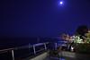 Sicilia, Bagheria, Capo Zafferano, Venere e luna con relativi riflessi sul mare DSC_2447_039 (Giovanni Valentino) Tags: siciliasicilybagheriapalermocapozafferano aspra venere luna mare notte riflessi scie