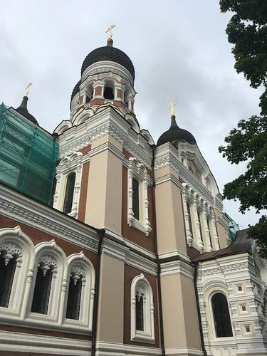 Tallinn (Estonia) - August 2017