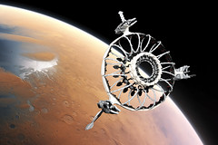 Portal Spaceship (Sheo.) Tags: shiptember lego moc space spaceship technic scifi foitsop blogged