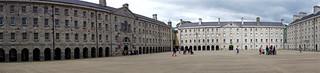 Collins Barracks. Dublin, Ireland.