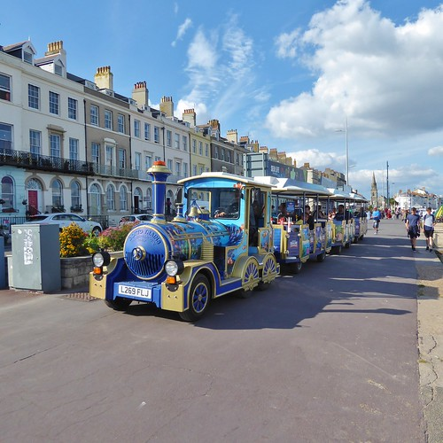 Weymouth Dotto Road Train