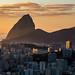 Sunset View From Santa Teresa (Rio de Janeiro, Brazil. Gustavo Thomas © 2017)