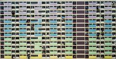 The Art of Pattern - Hongkong 47/188 (*Capture the Moment*) Tags: 2017 architecture architektur building courtyard estate facades fassaden fenster fotowalk gebäude himmel hochhaus hochhäuser hongkong houses häuser innenhof intothesky sky skyscraper sonya7m2 sonya7mii sonya7mark2 sonya7ii sonyfe1635mmf4zaoss sonyfe41635 sonyilce7m2 wolken indenhimmel modern