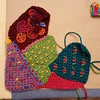 The same four crochet pieces joined and with a gap filled (crochetbug13) Tags: crochetbug crochet crocheted crocheting crochetcrazyquilt crochetquilt northcarolinastatefair northcarolina statefair crochetafghan crochetblanket crochetthrow narrativecrochet embroideryoncrochet embroidery crochetsquares crochetrectangles