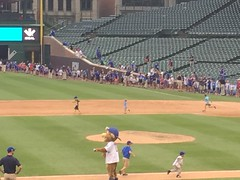 """Paul Runs the Bases at Wrigley • <a style=""""font-size:0.8em;"""" href=""""http://www.flickr.com/photos/109120354@N07/36679737282/"""" target=""""_blank"""">View on Flickr</a>"""