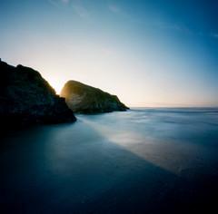 Holywell bay by Hamish_Gill - Zero 2000 & Portra 400