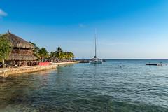 Curacao beach Jan Thiel