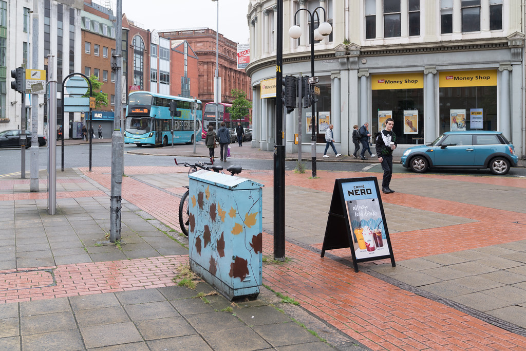 EXAMPLES OF URBAN CULTURE IN BELFAST [STREET ART AND GRAFFITI]-132919