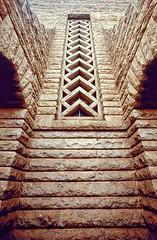 1996 voortrekker mnmt pretoria4 (francois f swanepoel) Tags: 1996 arch architecture argitektuur concrete dayofthecovenant gerhardmoerdijk gerhardmoerdyk pretoria slidescans southafrica structures strukture voortrekkermonument pioneers graniet granite