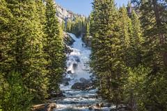 2017062601 Grand Teton Hidden Falls (tulak56) Tags: wyoming grandteton jennylake hidden falls