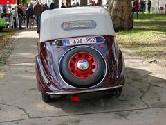 Peugeot 202 (Jack 1954) Tags: car ancêtre old peugeot classiccar