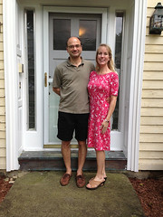 """Peter and Jennifer Nashif at Their Circa 1835 Home • <a style=""""font-size:0.8em;"""" href=""""http://www.flickr.com/photos/94341077@N03/36774864123/"""" target=""""_blank"""">View on Flickr</a>"""