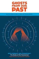 Ghosts From Our Past Animated Lenticular Cover (Graphic Design | Illustration) Tags: graphicdesign typography bookdesign bookcover ghostbusters ghostsfromourpast book