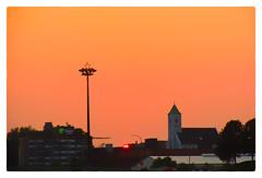 At the End of the Day (Timothy Valentine) Tags: 0817 2017 datesyearss sky sunset vacation saintjohn newbrunswick canada ca