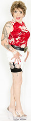 home15819 (Ann Drogyny) Tags: shoes legs heels crossdress crossdresser crossdressing cd tv tg ts transvestite transgender transsexual tranny tgirl glamour pinup mature cute sexy stockings nylons suspenders garters