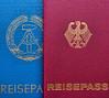 East/West 2 German Passports (andtor) Tags: hmm macromondays passport germany west ost ddr brd gdr frg reisepass rx100 east wiedervereinigung reunification germanunity deutscheeinheit eastgermany westgermany