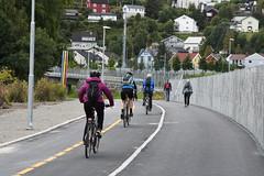 Sykkelveg Stavne 0092 (Miljøpakken) Tags: miljøpakken trondheim sykkelveg sykling sykkelrute syklister myke trafikanter