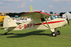 G-BRPY (GH@BHD) Tags: gbrpy piper pa15 vagabond laa laarally laarally2017 sywellairfield sywell aircraft aviation