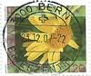 Postage Stamp - Switzerland (Ray's Photo Collection) Tags: switzerland postagestamp postage stamp timbre briefmarke schweiz suisse flower flowers yellow