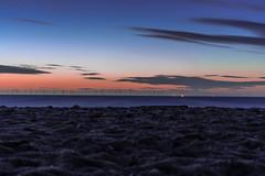 Long Exposure Sunrise Kilnsea (dzubby890) Tags: sand beach kilnsea yorkshire eastyorkshire eastcoast sea uk cloud clouds longexposure