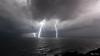 Orage sur la côte Toscane. 10/9/2017 (MarKus Fotos) Tags: orage orages storm foudre italy italie italia toscane thunder thunderstrike tempete lightning eclair éclair éclairs tuscany see sea mer fulminiitalia
