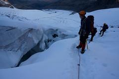 _DSC3047 (farix.) Tags: alpen alps alpy schweiz switzerland szwajcaria trekking treking grat grań piz palu bernina berninagruppe gletscher lodowiec śnieg snow schnee