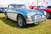 Austin Healey (Tony Howsham) Tags: canon eos70d sigma 18250 os snetterton norfolk east anglia classic vintage car vehicle austin healey show british