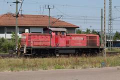 DB 294 776 Weil am Rhein (daveymills37886) Tags: db 294 776 weil am rhein baureihe