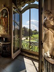 Wondefull Afternoon (pierrednepr) Tags: stilllifegarden interior masion newport theelms