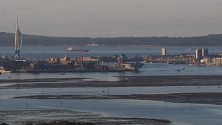 Solent Dawn -