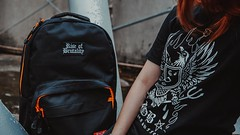 IMG_5935 (Niko Cezar) Tags: rise of brutality bag shirt clothing hypebeast modern notoriety aesthetic cinematic art photography canon portrait product shot fire cap