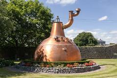 CFR9403 Jameson distillery (Midleton) (Carlos F1) Tags: ireland irlanda vacaciones holidays jameson distillery whiskey bebida drink midleton destilería irlandés cocork irish old