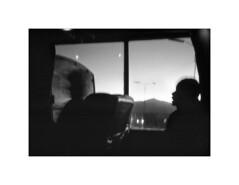 Cochabamba. 1991 (José Luis Cosme Giral) Tags: cochabamba1991 moments bw bus man scanned nikon fe