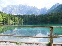 Lago de Fusine, Italy!