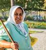 Berat_081 (Brian L55) Tags: albania berat streetsweeper woman
