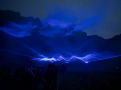 Waterlight in Winnat's Pass (Hector Patrick) Tags: gx80 leicasummilux15mm art britnatparks peakdistrictnp outside waterlicht derbyshire castleton pretty blue light leica laser contrast