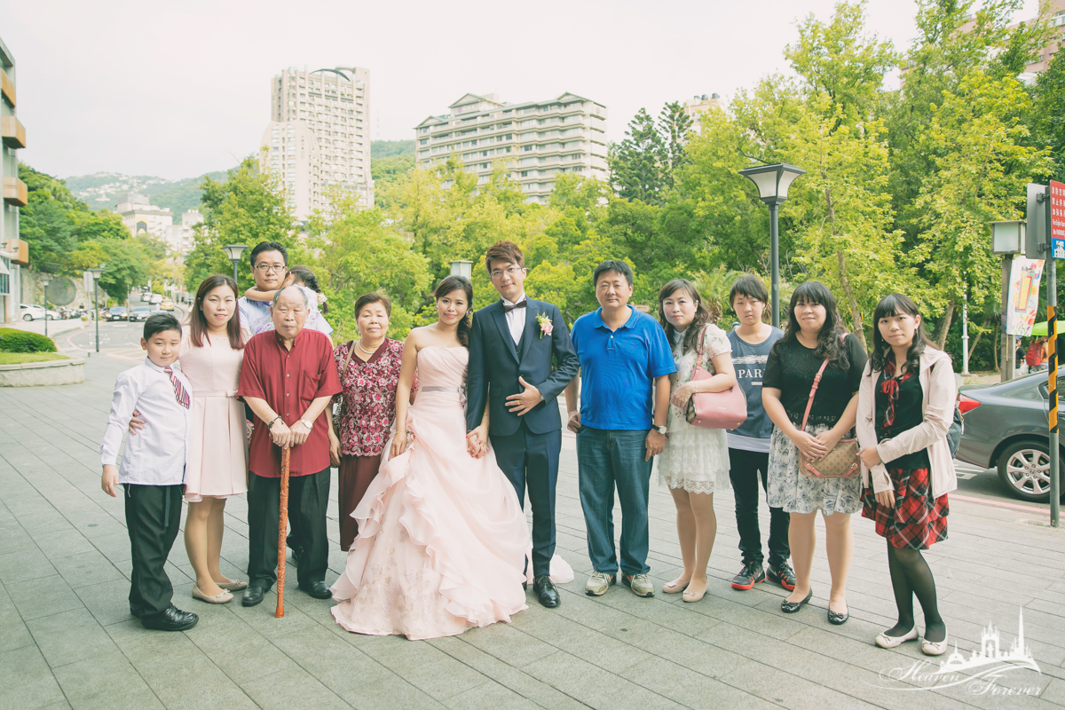 婚攝@北投天玥泉會館