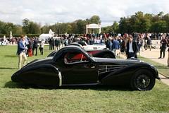 Bugatti Type 57 S Gangloff Coupé (Clément Tainturier) Tags: 2017 chantilly arts et elegance concous france peter auto richard mille bugatti type 57 s gangloff coupé type57s 57s