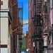 Public Alley 438 Brooks Brothers Boston MA