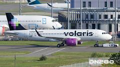 Volaris A320-271N msn 7553 (dn280tls) Tags: volaris a320271n msn 7553 fwwdi n530vl