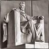 Lincoln Memorial (Steve4343) Tags: nikon d70s lincoln memorial lincolnmemorial black white steve4343